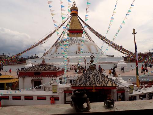 DD Boddnath stupa
