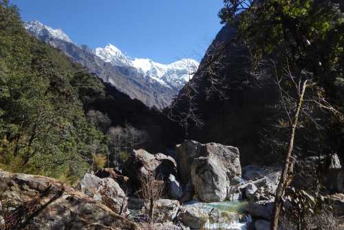 HB Langtang Valley