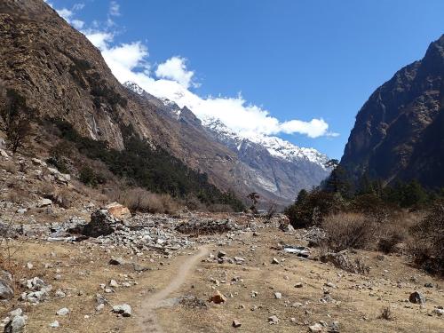 IC Langtang valley