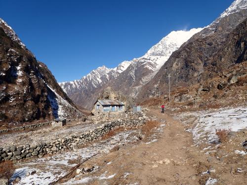 M Langtang valley