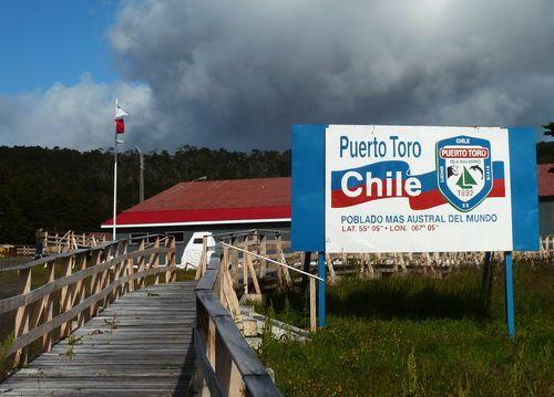 Welcome to Puerto Toro