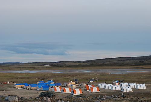 Larger camp