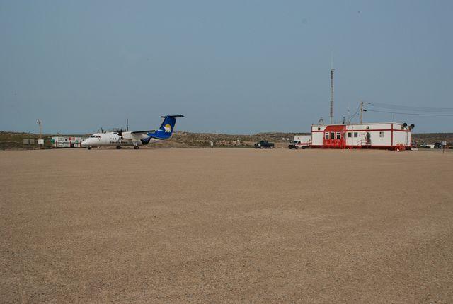 Arctic airport