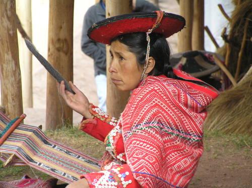 Peruvian Woman2