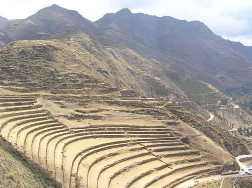 Pisaq Terraces