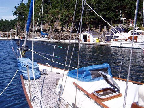 RVYC Tugboat Island