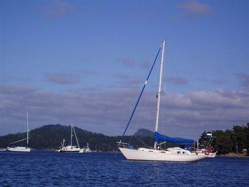 Winter Cove, Saturna Island