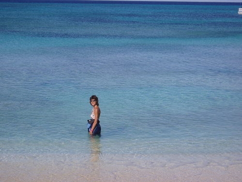 Pre-diving on Grand Turk