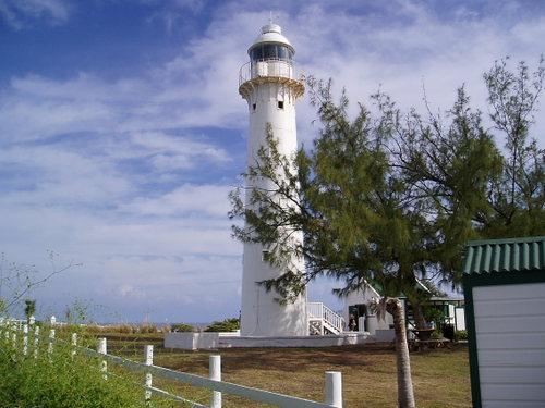 Lighthouse, Grand Turk