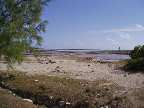 Salt Pans, Salt Cay