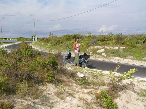 Scooter Touring